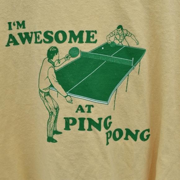 I'm Awesome At Ping PongGildan T shirt